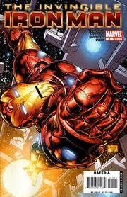 Invincible Iron Man Vol 2 1A