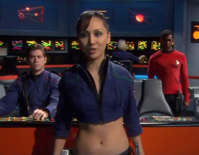 Star Trek Enterprise In A Mirror Darkly Part 2