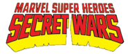 Marvel Super Heroes Secret Wars logo