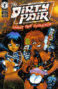 Dirty Pair - Start the Violence