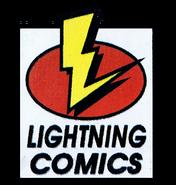 Lightning Comics logo