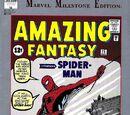 Marvel Milestone Edition: Amazing Fantasy 15