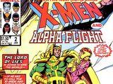 X-Men and Alpha Flight 2