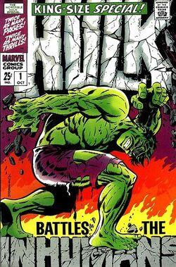 Incredible Hulk Vol 2 Special 1