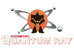 Cosmic Quantum Ray logo