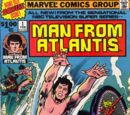 Man from Atlantis Vol 1