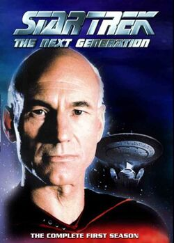 Star Trek - The Next Generation - The Complete First Season