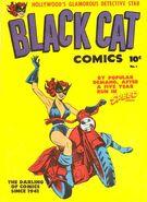 Black Cat Comics 1