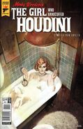 Minky Woodcock - The Girl Who Handcuffed Houdini 2