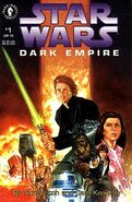 Star Wars - Dark Empire Vol 1 1