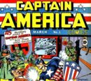Captain America Comics Vol 1
