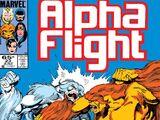 Alpha Flight 23