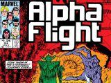 Alpha Flight 24