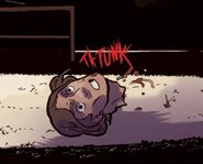 ZT - severed head