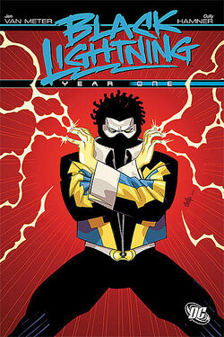 Black Lightning - Year One (TPB)