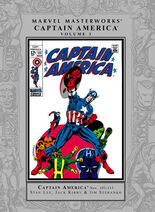 Marvel Masterworks - Captain America 3