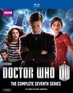 Doctor Who - The Complete Seventh Series - Blu-ray