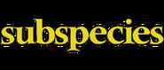 Subspecies logo