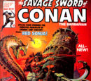 Savage Sword of Conan Vol 1