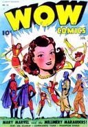 Wow Comics 32