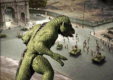 Ymir stalks Italy
