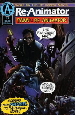 Re-Animator - Dawn of the Re-Animator 1