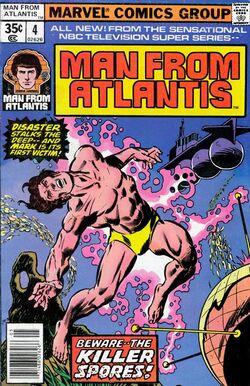 Man from Atlantis Vol 1 4