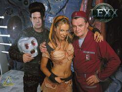 Lexx (TV series) 001