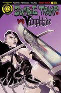 Zombie Tramp vs. Vampblade 1B