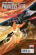 Star Wars - Princess Leia 1E