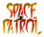 Space Patrol logo