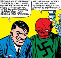 Hitler and Red Skull - TOS67