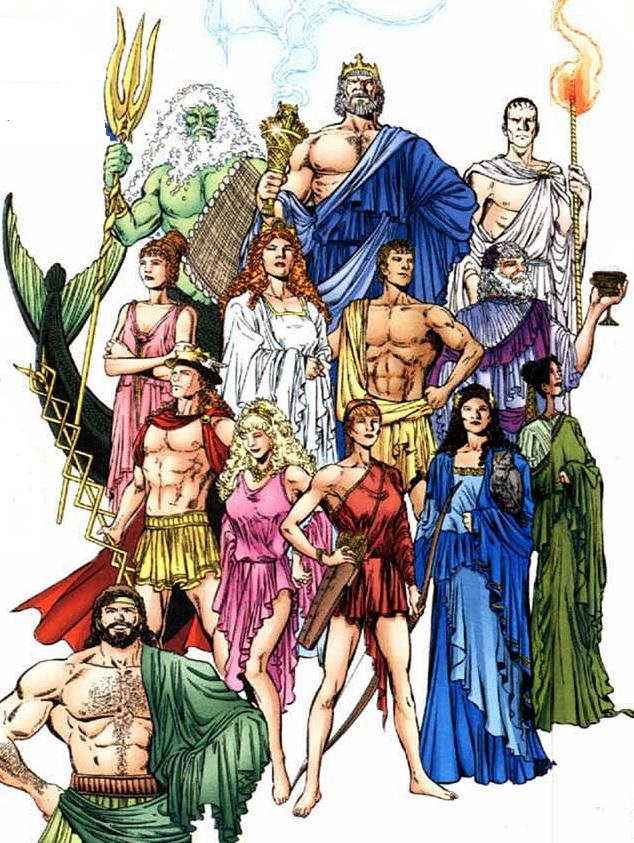 Gods of Olympus | Headhunter's Holosuite Wiki | FANDOM powered by Wikia