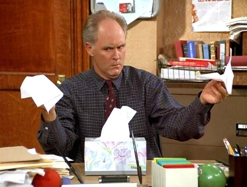 Image result for 3rd rock from the sun Dick season 1