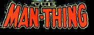 Man-Thing logo