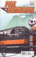 Star Wars - Poe Dameron 1E