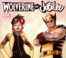 Wolverine and Jubilee: Curse of the Mutants (HC)