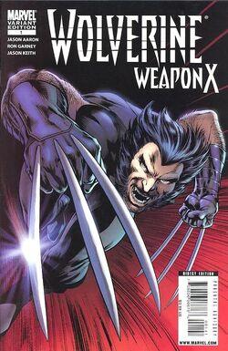 Wolverine - Weapon X 1C