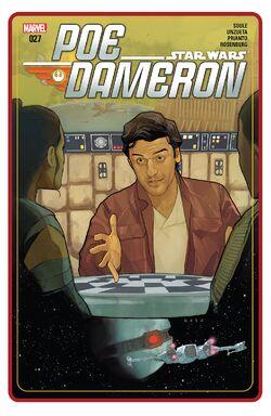 Star Wars - Poe Dameron 27
