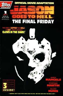 Jason Goes to Hell - The Final Friday 1