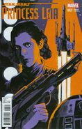 Star Wars - Princess Leia 3A