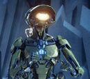 Kryptonian service robot