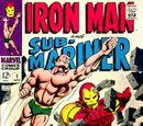 Iron Man and Sub-Mariner 1