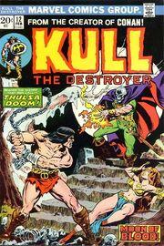 Kull the Destroyer 12