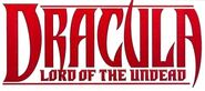 Dracula - Lord of the Undead logo