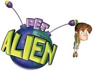 Pet Alien logo