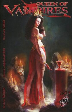 Queen of Vampires 1