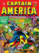 Captain America Comics 7