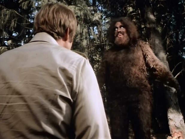 Six Million Dollar Man The Secret Of Bigfoot Part 1