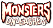Monsters Unleashed logo